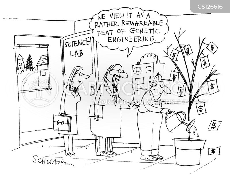 research laboratory cartoons and comics