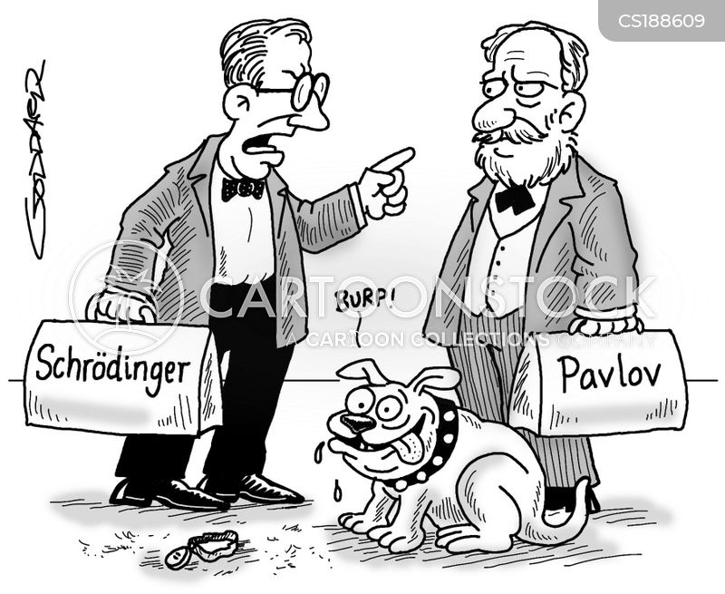 Schrodinger S Cat And Pavlov S Dog Joke