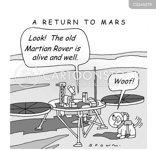 mars rover comic funny - photo #16