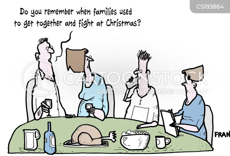 how to plan family xmas get together