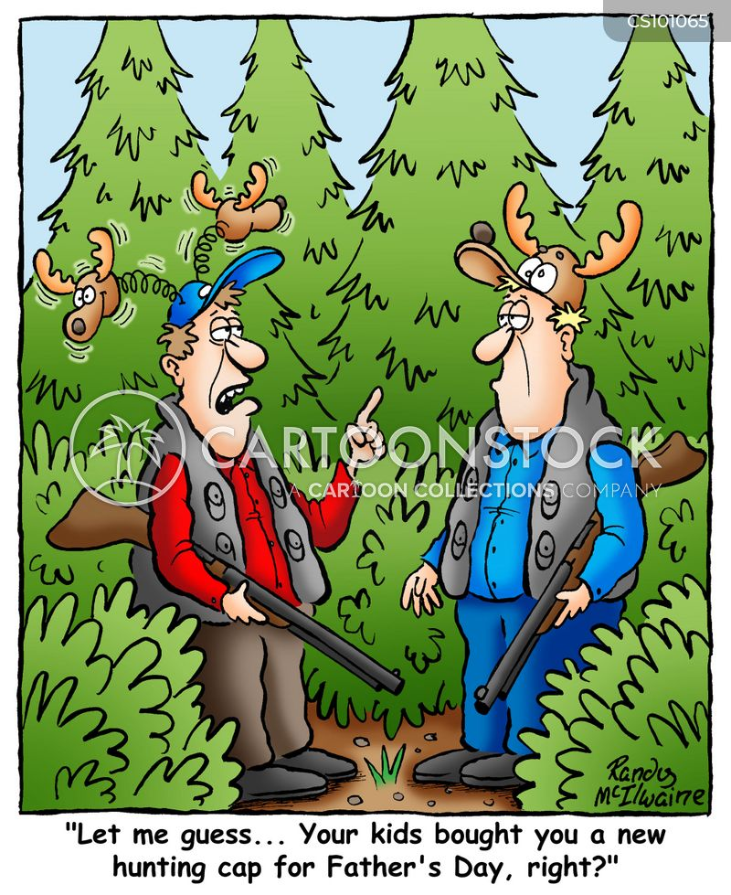 Deer Shoot Cartoons And Comics Funny Pictures From