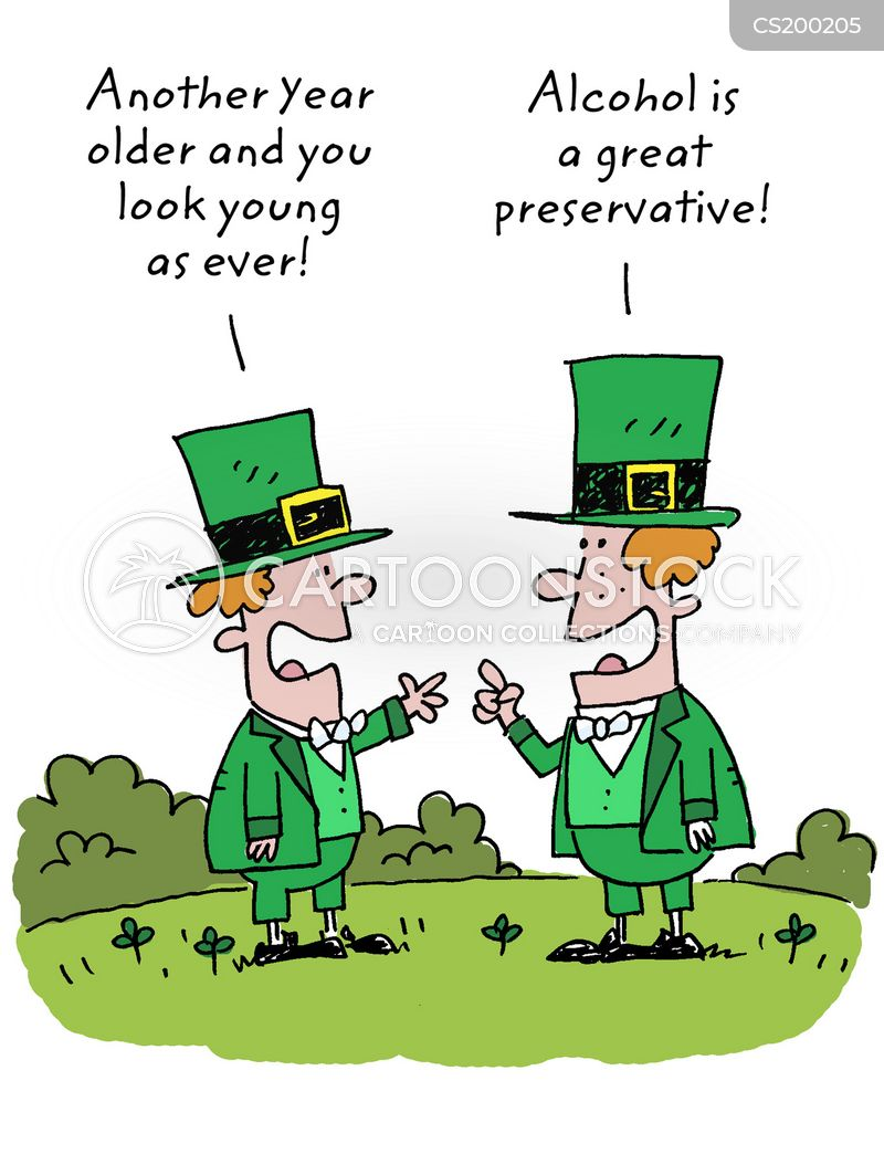 St patrick 39 s day cartoons and comics funny pictures from for Funny irish sayings for st patrick day