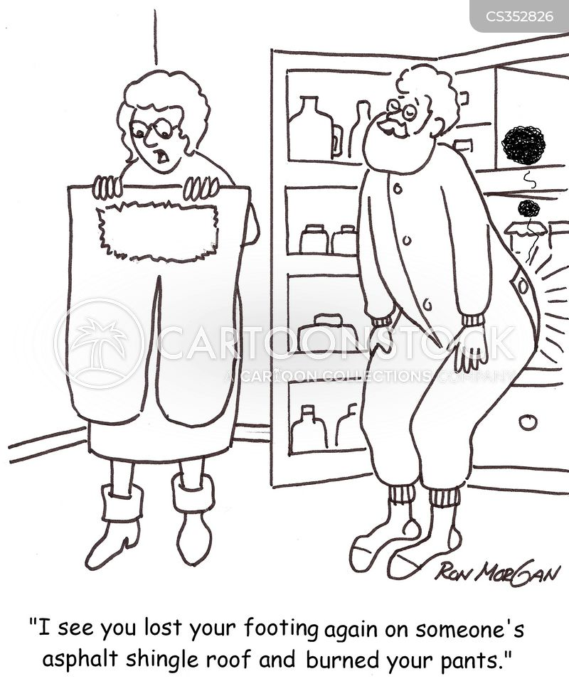 Shingle Cartoons And Comics Funny Pictures From Cartoonstock