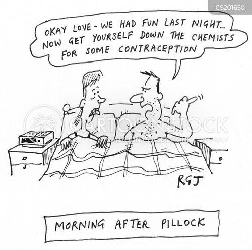 morning after night pill