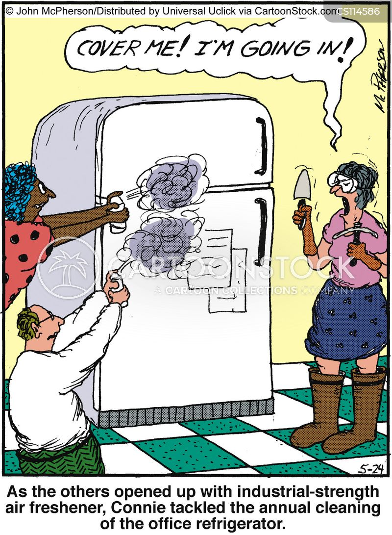cleaning fridge clipart - photo #48