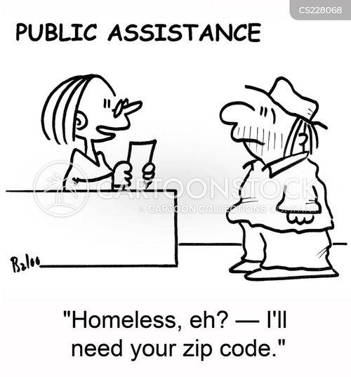 Public Assistance or Welfare