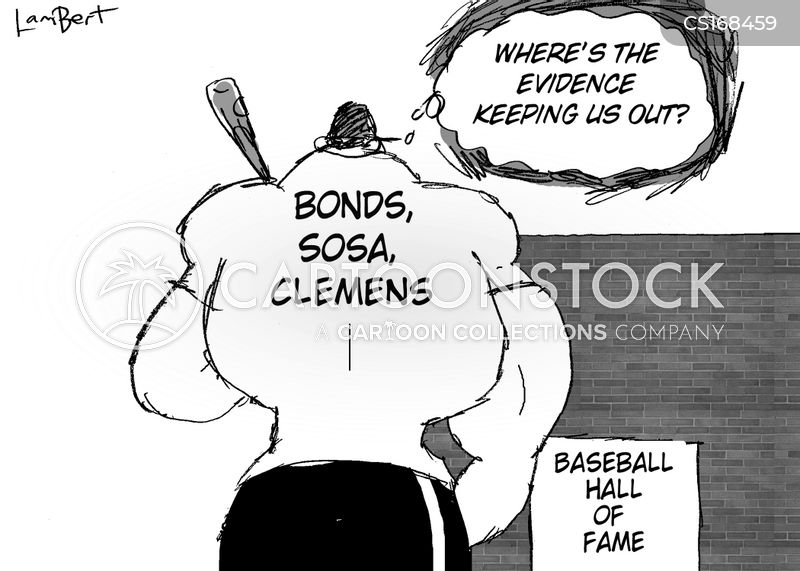 steroid use hall of fame