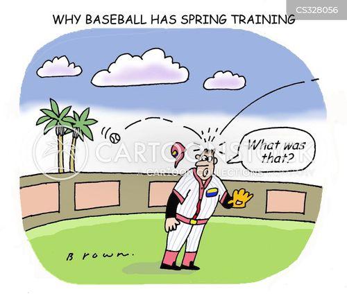 Funny baseball errors