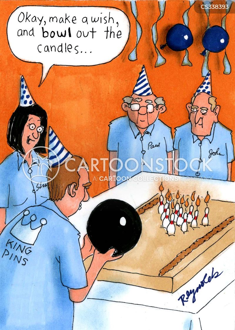 Tenpin Bowling Cartoons And Comics Funny Pictures From