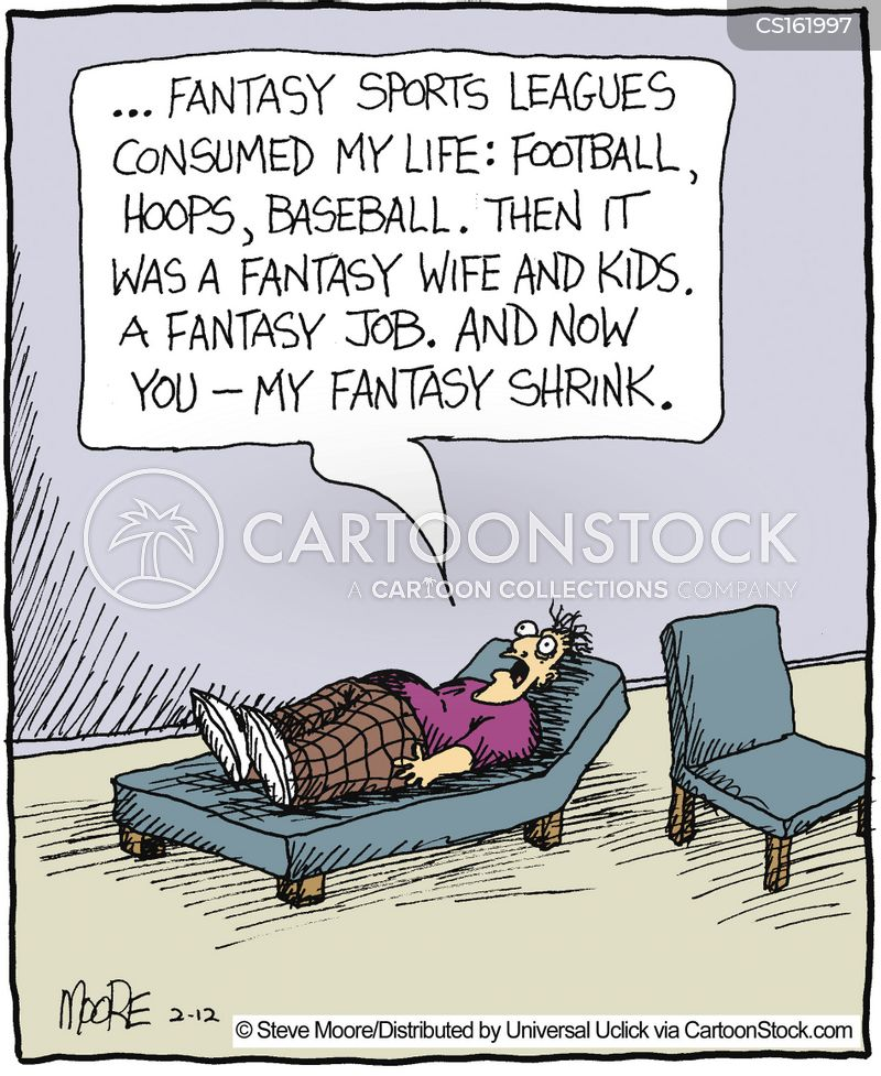 Fantasy Football Cartoons And Comics Funny Pictures From