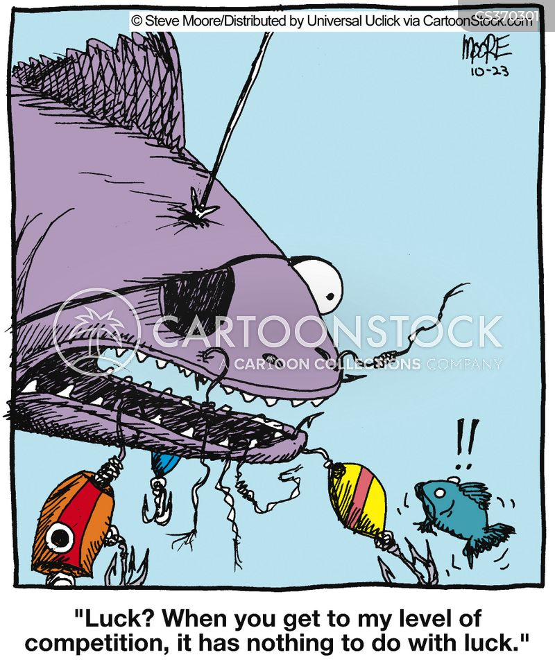 Dangerous sports cartoons and comics funny pictures from for Fishing hook accidents
