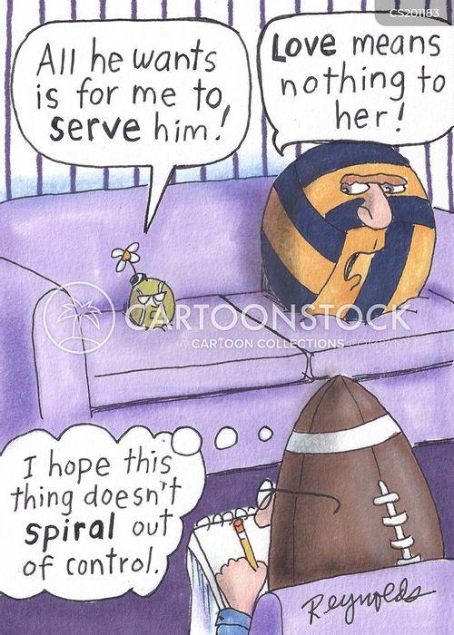 Sports Analogy cartoons, Sports Analogy cartoon, funny, Sports Analogy ...