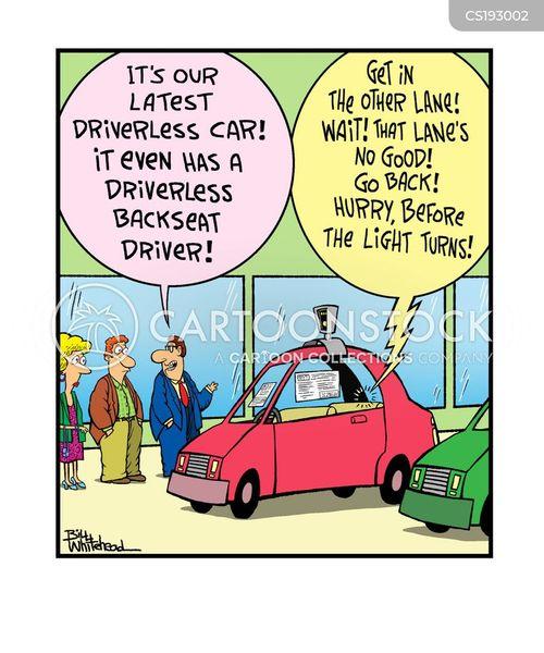Funny Car Driving Jokes
