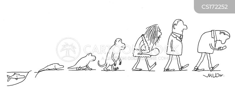 Evolutionär Cartoon, Evolutionär Cartoons, Evolutionär Bild, Evolutionär Bilder, Evolutionär Karikatur, Evolutionär Karikaturen, Evolutionär Illustration, Evolutionär Illustrationen, Evolutionär Witzzeichnung, Evolutionär Witzzeichnungen