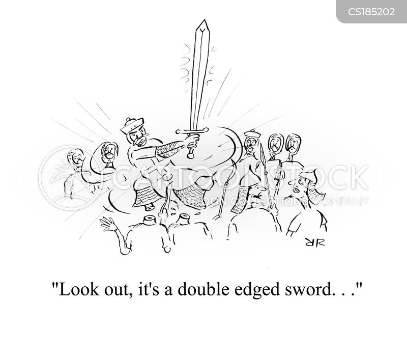 essay on technology a double edged weapon Technology dependency: a new era of slavery computer essay example it is also true that internet is a double-edged sword because there are a lot of perils.