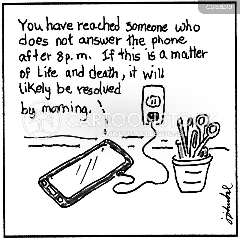 voicemail message and comics pictures