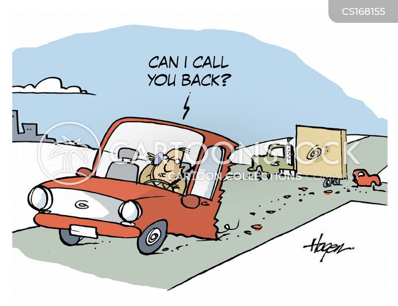 Bad Driver Cartoon 2 of 138
