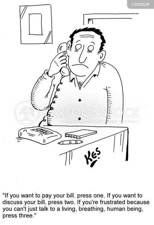 phone systems cartoons  phone systems cartoon  funny