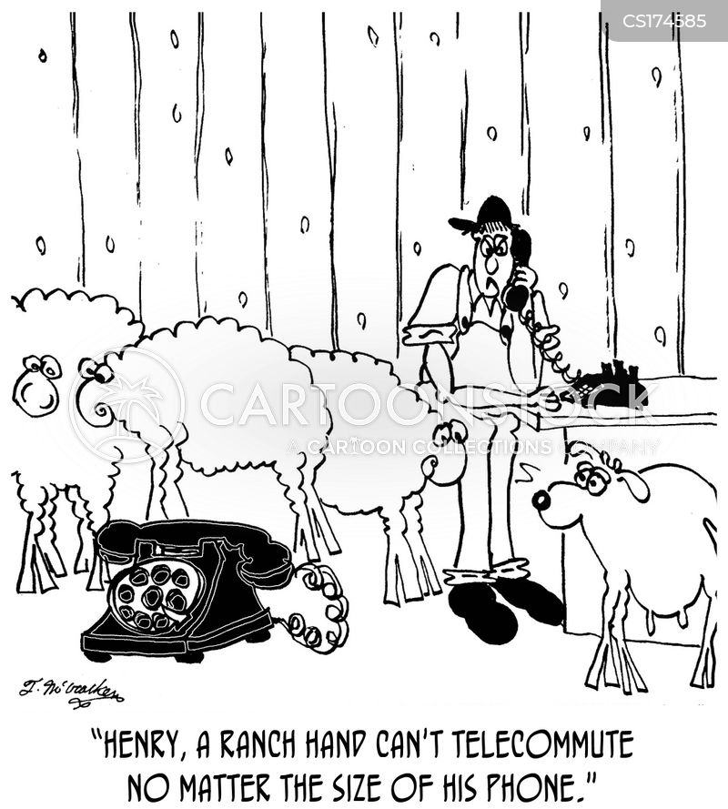 Ranch Hand Cartoons And Comics