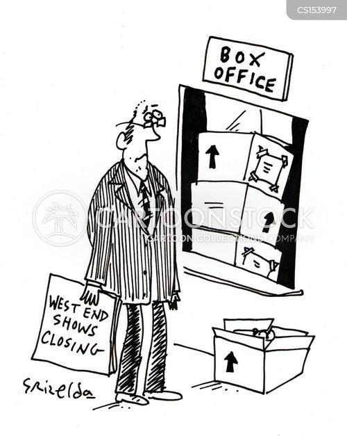 Box Office Buz: Box Office Cartoons And Comics