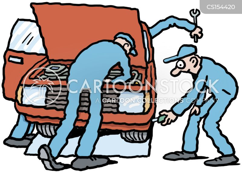 Automechaniker Cartoon, Automechaniker Cartoons, Automechaniker Bild, Automechaniker Bilder, Automechaniker Karikatur, Automechaniker Karikaturen, Automechaniker Illustration, Automechaniker Illustrationen, Automechaniker Witzzeichnung, Automechaniker Witzzeichnungen