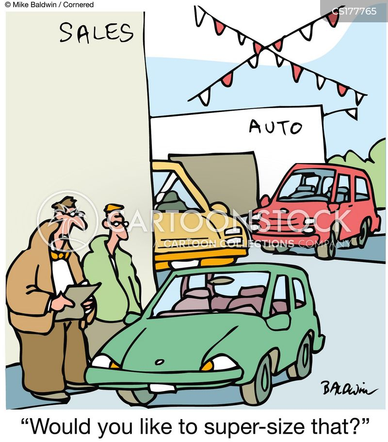 Used Car Salesman Cartoons and Comics - funny pictures ...