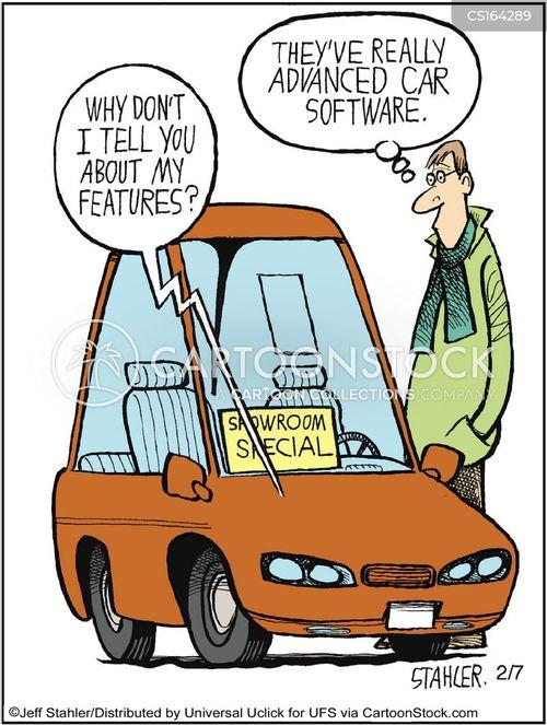 Car Dealership Humor