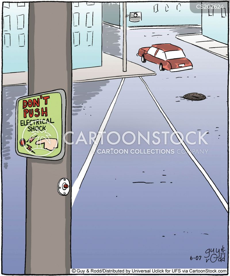 Traffic Light Cartoons And Comics Funny Pictures From