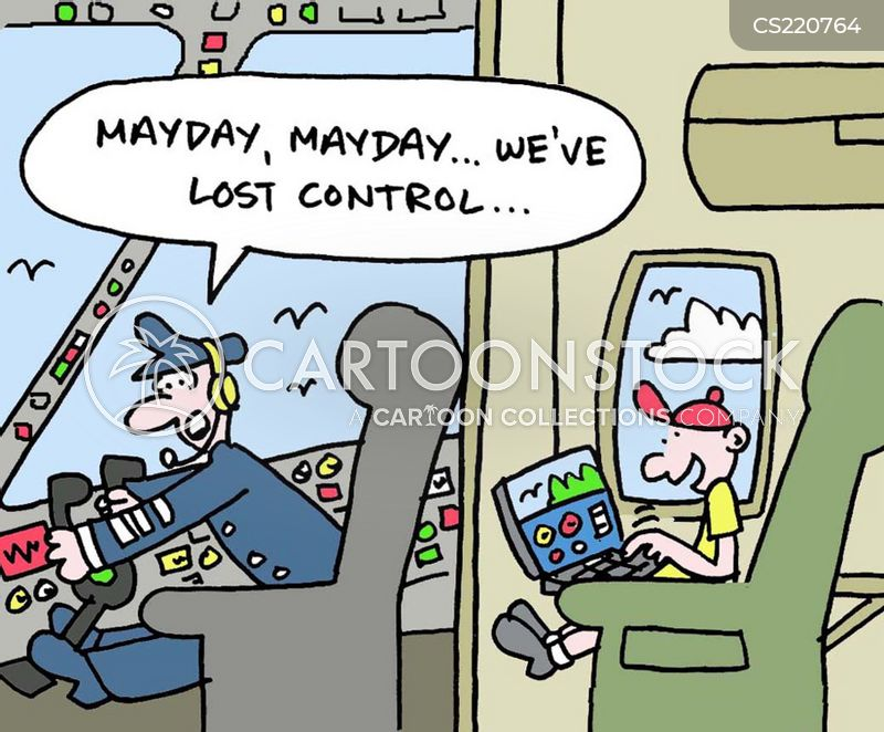 Auto Pilot Cartoons and Comics - funny pictures from ...