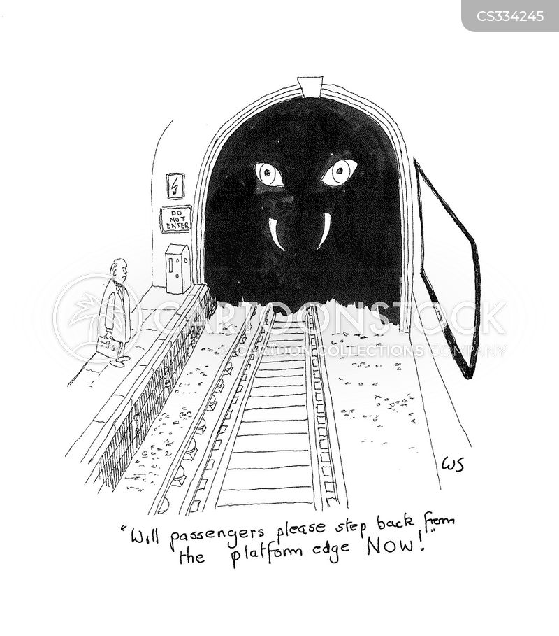 Tunnel Cartoon, Tunnel Cartoons, Tunnel Bild, Tunnel Bilder, Tunnel Karikatur, Tunnel Karikaturen, Tunnel Illustration, Tunnel Illustrationen, Tunnel Witzzeichnung, Tunnel Witzzeichnungen