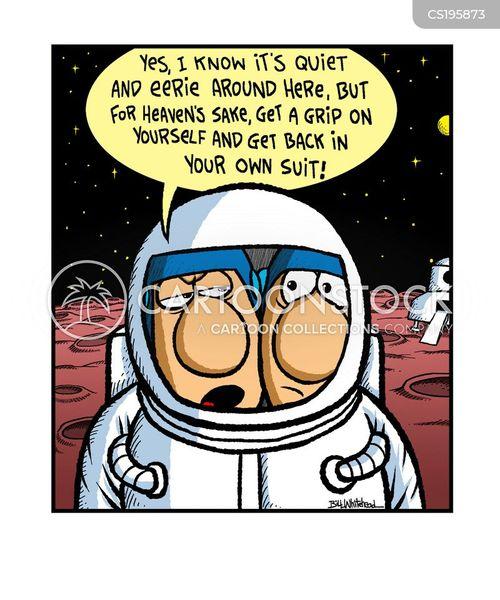 strong astronaut comic - photo #45