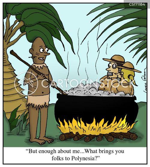 Cannibal Cartoons