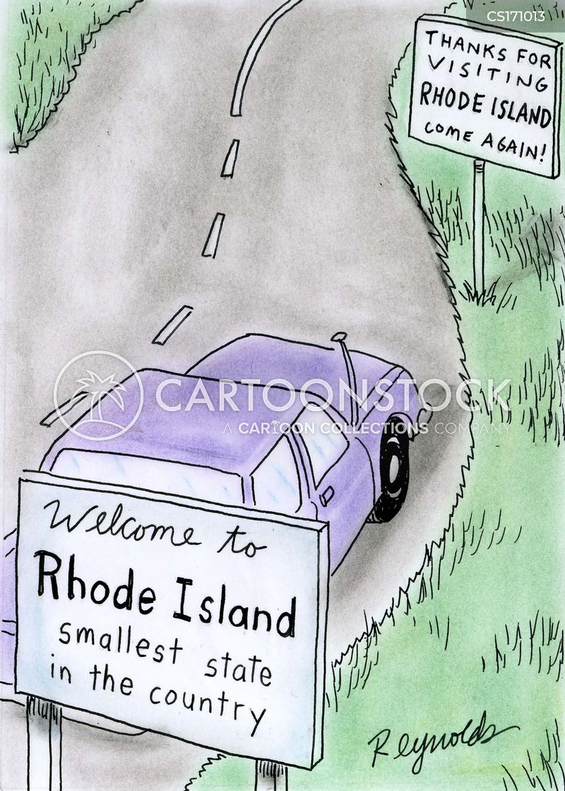 Is Rhode Island The Smallest State