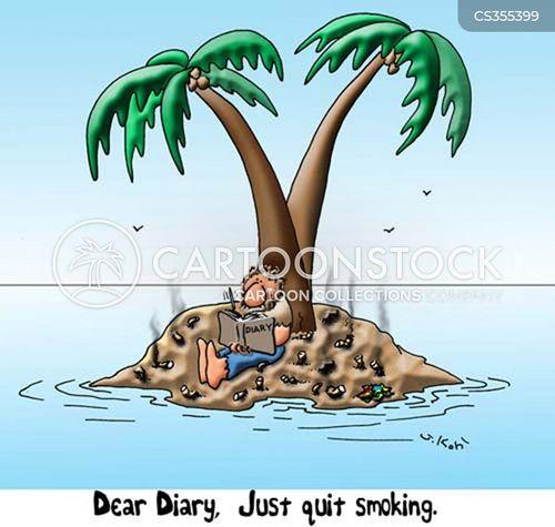 Cartoon Diary: Dear Diary Cartoons And Comics