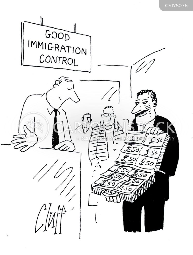Customs Officer Cartoons And Comics Funny Pictures From