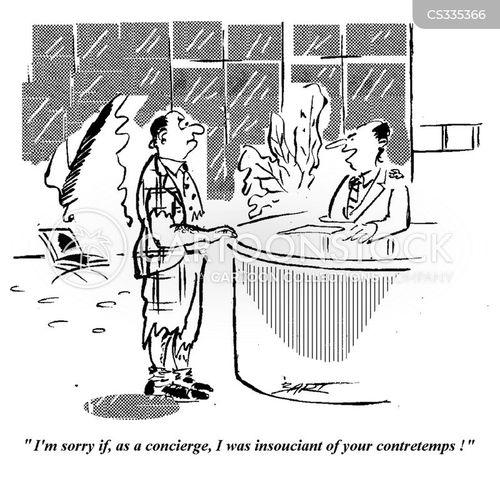 Free Comic Book Day France: Concierge Cartoons And Comics