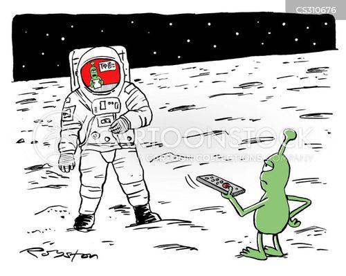 strong astronaut comic - photo #25