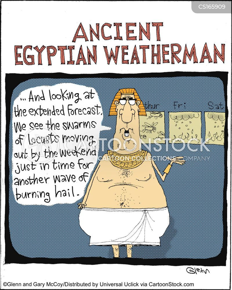 Funny Pictures About Egypt: Ancient Egyptian Cartoons And Comics
