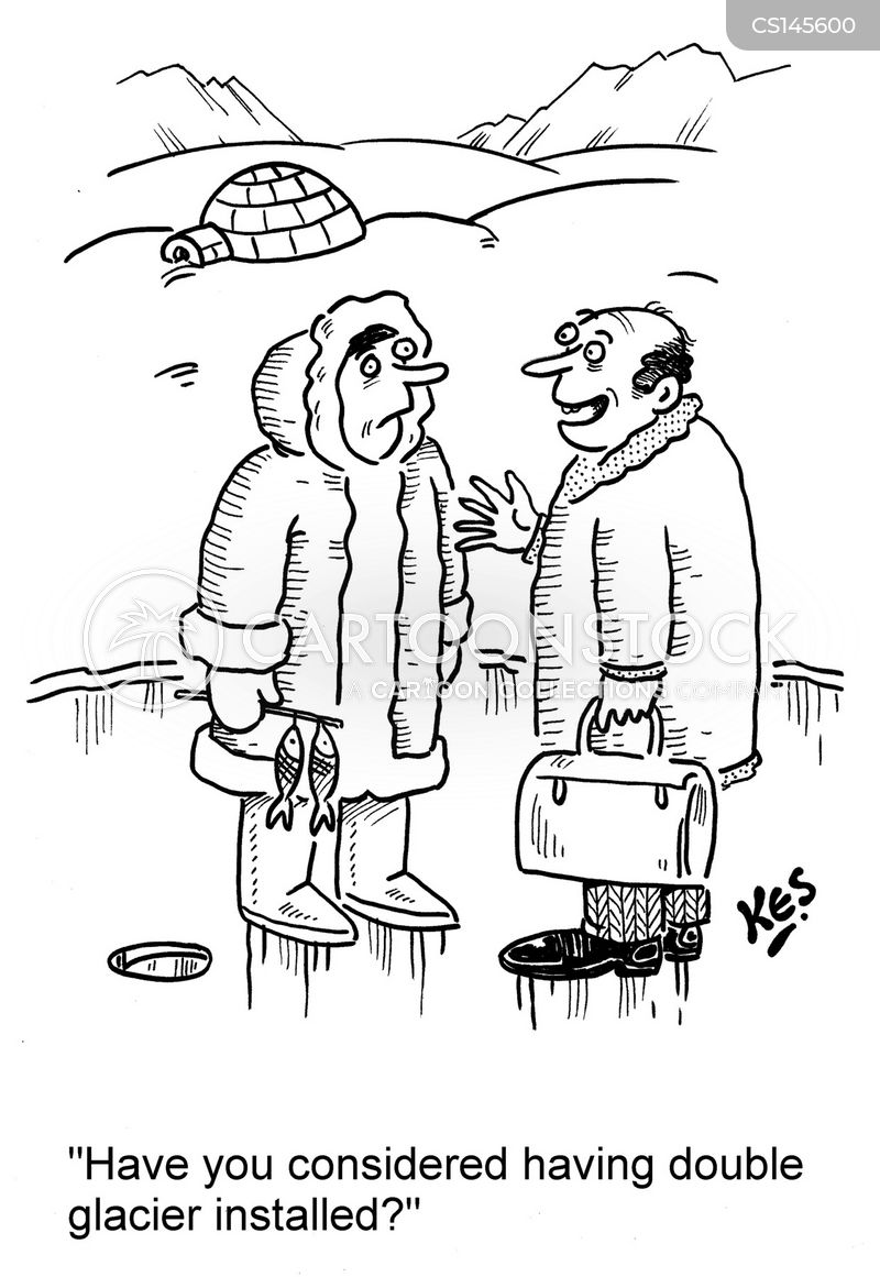double glazing salesmen cartoons and comics funny