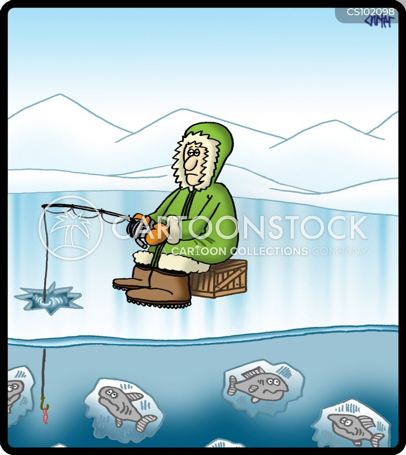 Funny cartoon fishing - photo#26
