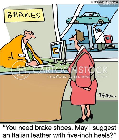 Automotive service cartoons automotive service cartoon funny