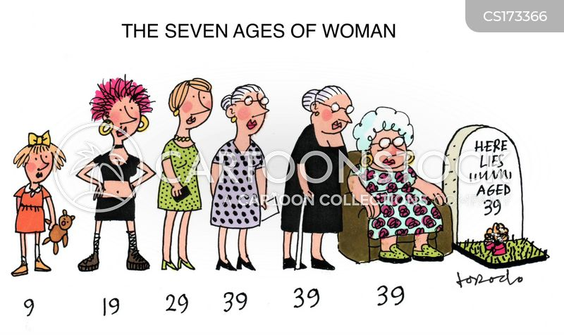 Geriatric cartoons geriatric cartoon funny geriatric picture - Aging Process Cartoons And Comics Funny Pictures From