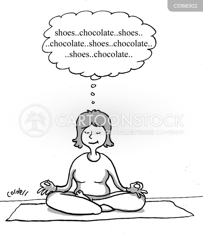 Mindfulness Cartoons And Comics Funny Pictures From