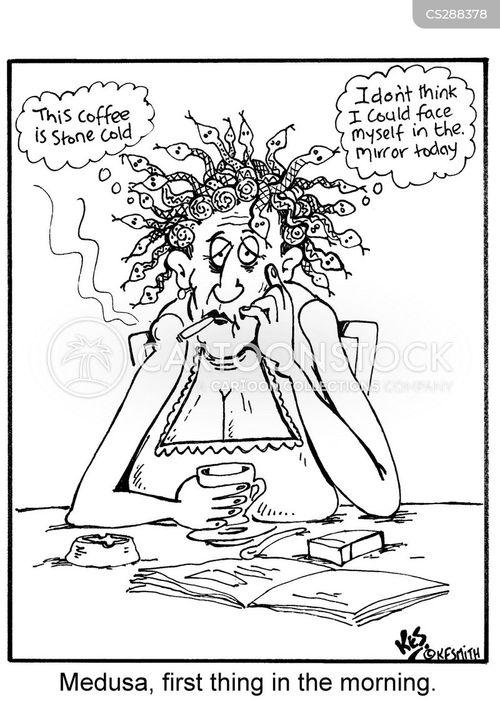 Bed Head cartoons, Bed Head cartoon, funny, Bed Head picture, Bed Head ...